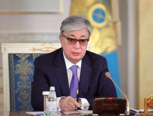 Токаев Президент Казахстана