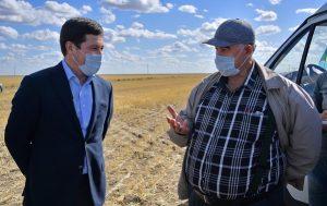 Абылкаир Скаков встретился с аграриями Актогайского и Иртышского районов