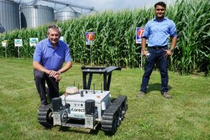Автономный робот RoamIO