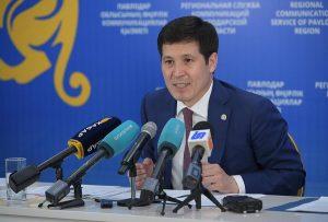 Аким Павлодарской области назвал основные точки роста в АПК региона