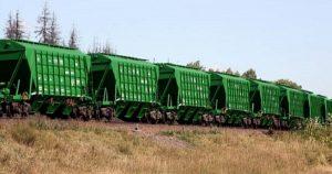 Астық Транс» продолжает стабильную работу по перевозке зерновых грузов