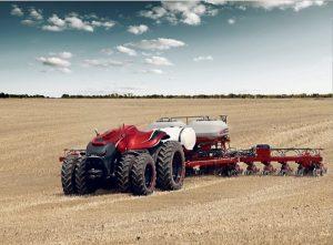 беспилотная сельхозтехника