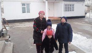 Тилектес Космуратова, участница проекта «С дипломом – в село».