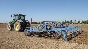 Весенне-полевые работы проводят в КазНИИ хлопководства