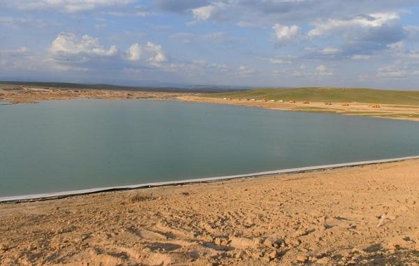 Водохранилище Кенсай-Коскорган-2