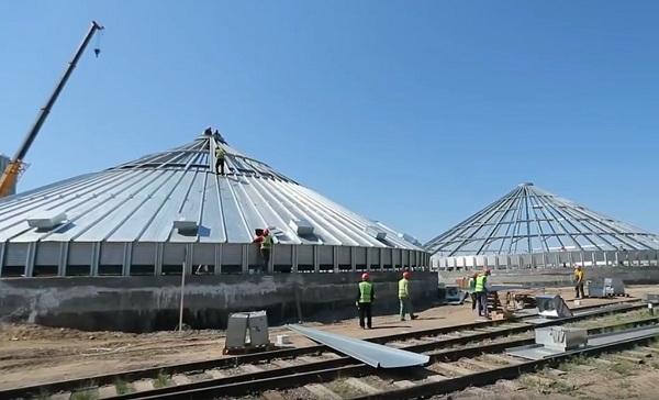 В ВКО строиться новый завод по производству подсолнечного масла