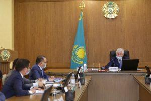 В Жамбылской области обсудили реализацию программ поддержки предпринимателей