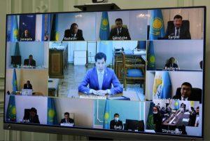 заседание акимата ЗКО