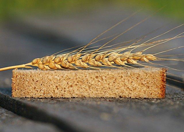 пшеница и хлеб