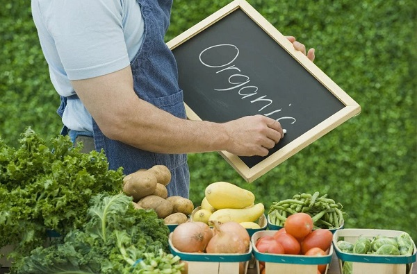 органическая продукция