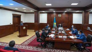 В Кызылординской области построят мясокомбинат и будут перерабатывать шерсть скота