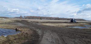 В СКО приступили к весенне-полевым работам