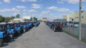 сельхозтехника в Казахстане