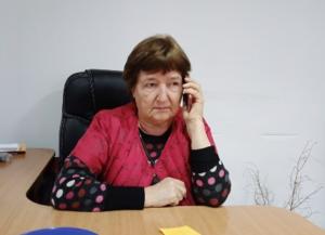Лидия Григорьевна Гаврилюк руководитель КХ Гаврилюк