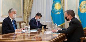 Глава государства заслушал отчет министра сельского хозяйства