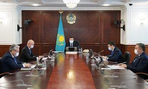 Государственная комиссия по восстановлению экономического роста при Президенте РК
