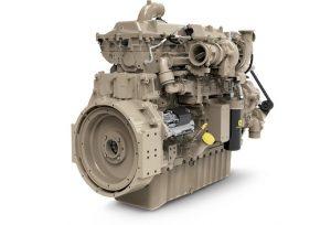 Двигатель John Deere