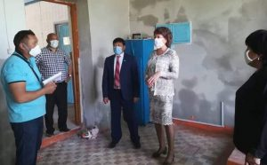Депутат Сената Ольга Булавкина