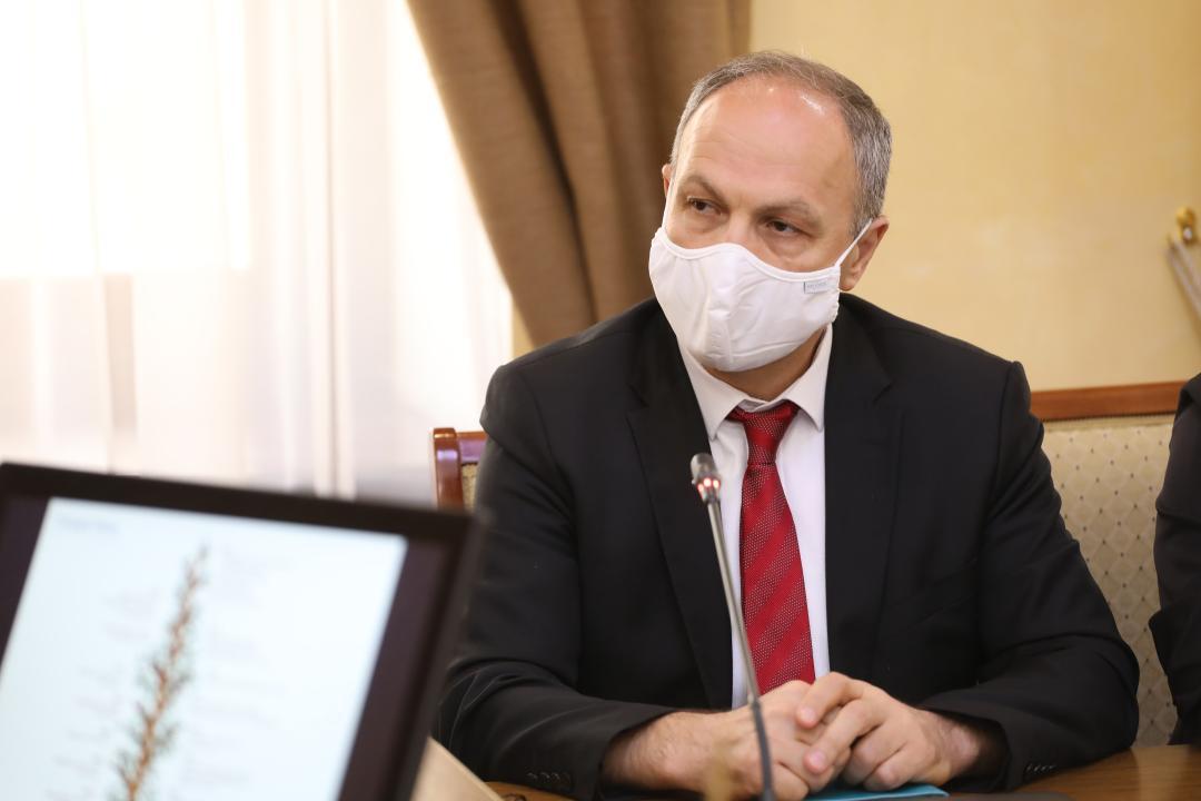 Директор корпорации Göknur Gıda Осман Асланали