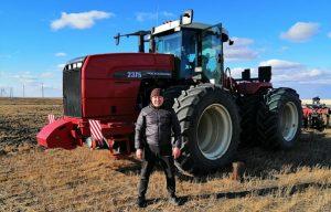 трактор Ростсельмаш