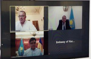 видеовстреча министров сельского хозяйства