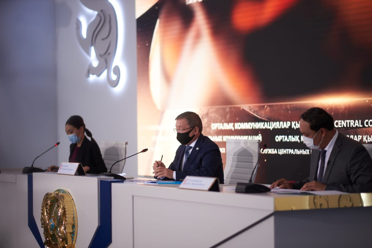 Как исполняются задачи обозначенные Президентом в Послании рассказал С. Омаров