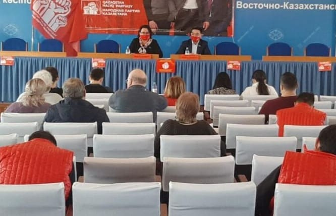 Кандидаты в депутаты Мажилиса от Народной партии Казахстана обсудили с фермерами и аграриями ВКО меры поддержки сельского хозяйства