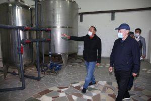 Комбикормовый завод в Жамбылской области может выпускать до 15 тонн продукции в сутки