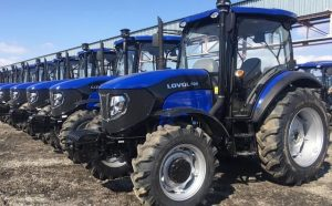 Костанайские аграрии обновили сельскохозяйственную технику