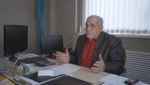 Директор ТОО «Санта-Мария», Павел Леонов