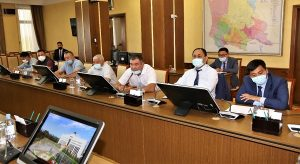 заседание Жамбылского акимата по свекловодам