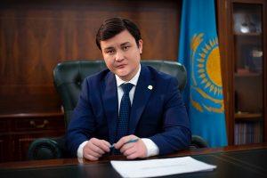 Министр национальной экономики Асет Иргалиев
