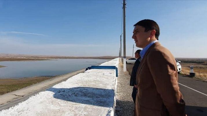 министр экологии, геологии и природных ресурсов Казахстана Магзум Мирзагалиев