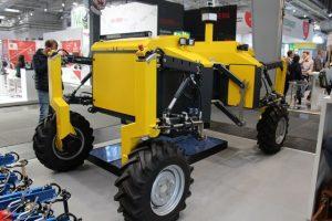 Модульный робот ETAROB для решения ряда сельскохозяйственных задач
