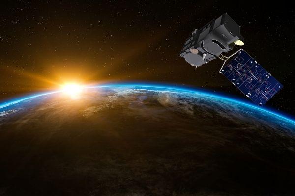 Мониторинг земель из космоса