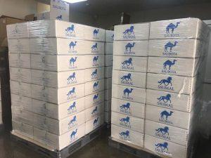 верблюжье сухое молоко