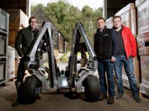 Первый в мире робот-убийца слизней