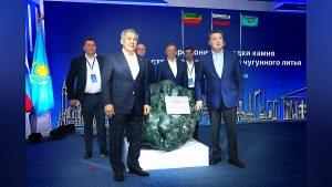Премьер-Министру презентовали совместные казахстанско-российские машиностроительные проекты
