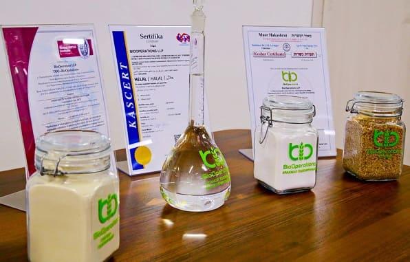 Производство биоэтанола на заводе «Bio Operations»