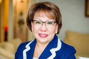 Раушан Сарсембаева президент ассоциации деловых женщин Казахстана