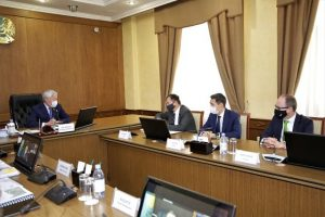 Сапарбаев и Посол Нидерландов обсудили вопрос строительства завода по производству картофеля фри