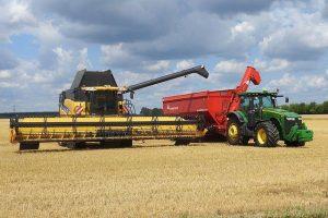 Сельскохозяйственная техника восстановление рынка в связи с ростом спроса на продовольствие