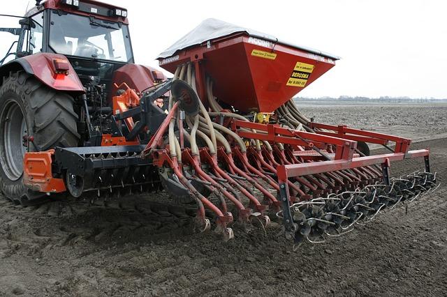 Точный посев сельскохозяйственных культур повышает урожайность