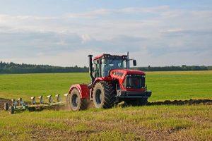 Трактор Кировец