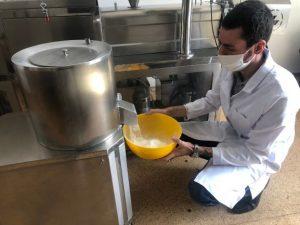 Ученые КазНИИППП разработали технологию использования зернобобовых для обогащения пшеничной муки