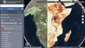 платформа геопространственных данных
