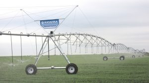 Широкозахватная дождевальная машина кругового действия «Казанка» выпускается в усиленном режиме