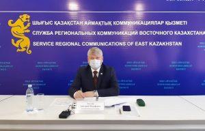 аким Шемонаихинского района Григорий Акулов