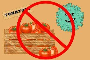запрет на ввоз томатов