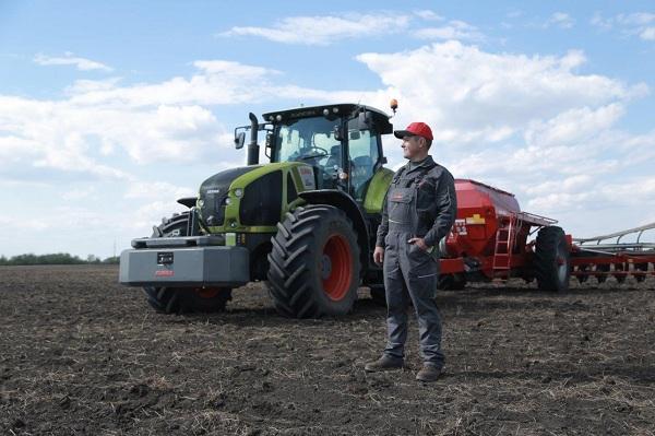 повышаем эффективность эксплуатации посевных комплексов HORSCH и тракторов CLAAS